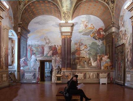 کاخ پیتی, کاخ پیتی در ایتالیا, عکس های کاخ پیتی در ایتالیا