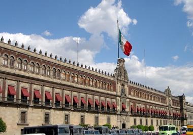 کاخ ملی مکزیک,تصاویر کاخ ملی مکزیک,عکس های کاخ ملی مکزیک
