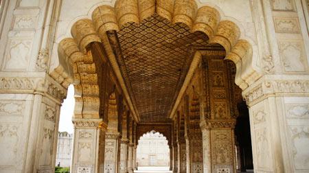 تصاویر قلعه سرخ در هندوستان,قلعه سرخ, لال قلعه