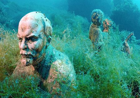 موزه, موزه زیر دریا,موزه اسکله هرود