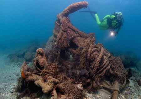موزه, موزه زیر دریا, موزه زیر آب
