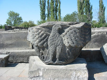 عکس های کلیسای جامع زوارتنوتس,کلیسای جامع زوارتنوتس در ارمنستان,کلیسای جامع زوارتنوتس