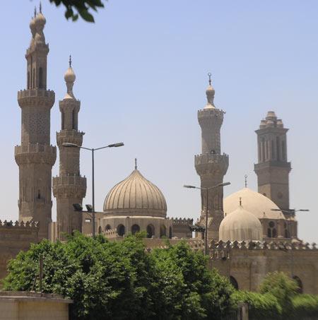 مسجد الازهر در مصر,مسجد الازهر,مسجد الازهر در قاهره