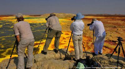 دالول,آتشفشان,آتشفشان رنگین,آتشفشان دالول در اتیوپی,عکس های آتشفشان دالول