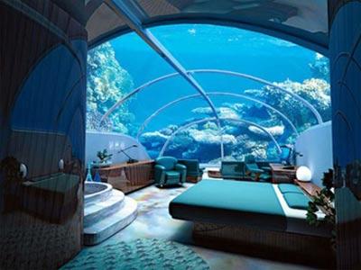 عجیب ترین هتلهای دنیا,هتل,عجیب ترین هتلهای جهان,هتل شناور در آب در سوئد