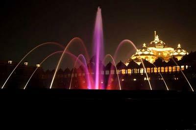 معبد آکشاردام,آکشاردهام,معبد آکشاردهام