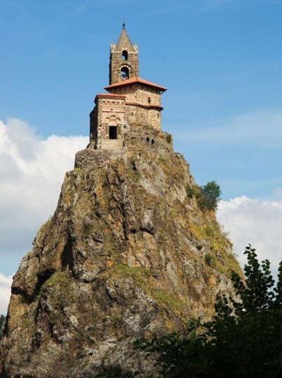 کلیسای سنت میشل در فرانسه
