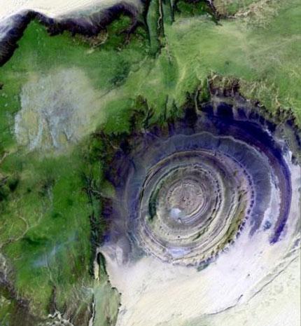 هنر عکاسی: چشم صحرا در موریتانی