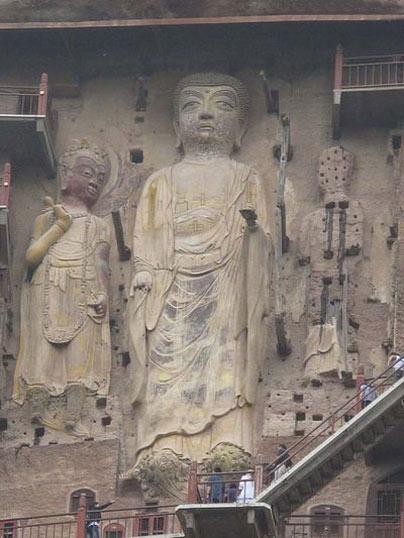 معبد بودایی,معبد بودایی Maytszishan,معابد چین