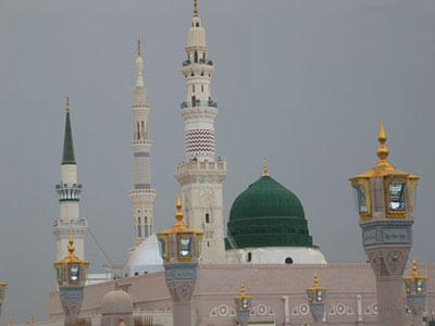 مسجد النبى,مسجد پیغمبر (ص),قبرستان بقیع