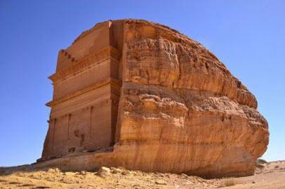 مداین صالح,مداین صالح در عربستان,مکانهای تاریخی عربستان