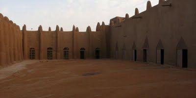 بزرگترین مسجد خشتی دنیا,مسجد جنه,مسجد جامع در شهر جنه