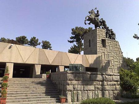 آثار تاریخی مشهد,تصاویر آثار تاریخی مشهد,آرامگاه نادرشاه