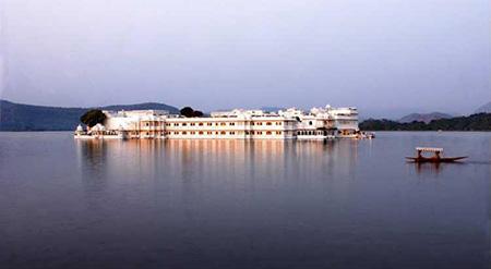 هند,کشور هند,قصر دریاچه