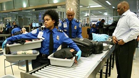 قسمت امنیت فرودگاه,عبور سریع قسمت امنیت فرودگاه,رد شدن از قسمت امنیت فرودگاه