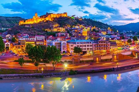 دیدنیهای تفلیس, پایتخت گرجستان,دیدنیهای تفلیس
