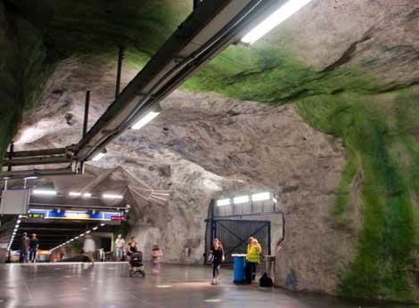 زیباترین ایستگاههای مترو جهان,ایستگاههای مترو