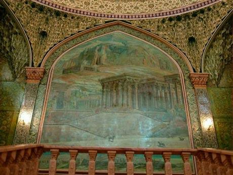 کاخ مرمرتهران