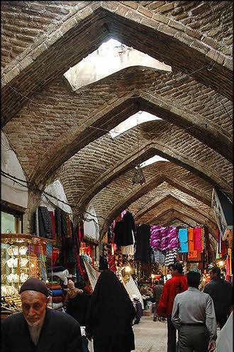 طولانی ترین بازار ایران
