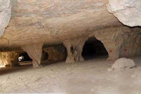 بزرگترین غار دست کن جهان
