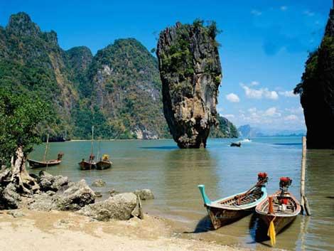 زیباترین سواحل تایلند,سواحل تایلند,عکس سواحل تایلند