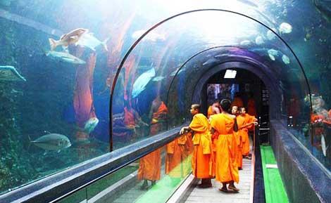 کوچک ترین مقاصد گردشگری جهان,گردشگری,جاذبه های گردشگری
