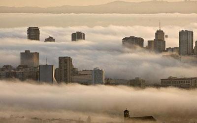 سانفرانسیسکو,شهر سانفرانسیسکو