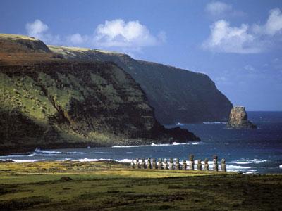 جزیره ایستر,تصاویر جزیره ایستر,گردشگری