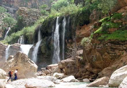 زیباترین آبشار ایران, آبشارهای  ایران, آبشار شوی