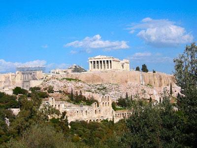آتن,جاهای دیدنی آتن,مکانهای دیدنی یونان
