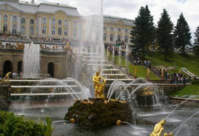 عجایب هفت گانه روسیه, مکانهای گردشگری روسیه