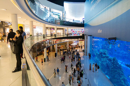 نکاتی مهم در باره سفر و محل های خرید و گردشگری دبی