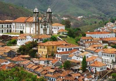 آمریكای جنوبی,برزیل,دیدنیهای برزیل