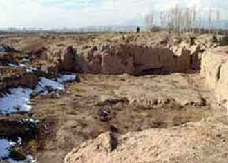 تپه باستانی سنگ چخماق,سنگ چخماق