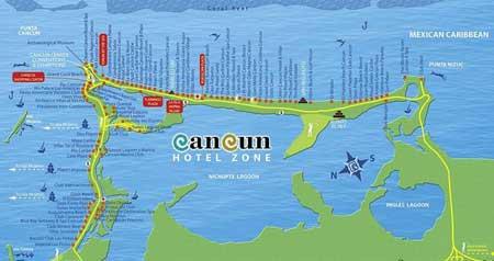 زیباترین سواحل دنیا,زیباترین ساحل های دنیا,شهر ساحلی کنکان