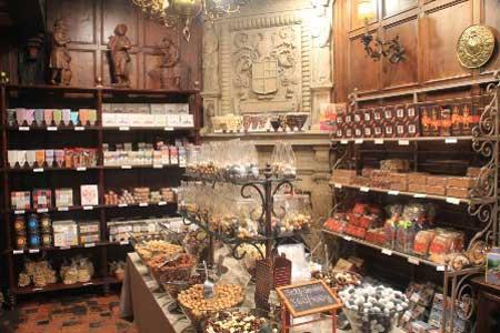 خوشمزه ترین موزه های دنیا, موزه شکلات