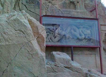 معبد داش کسن,داش کسن,تصاویر  معبد داش کسن