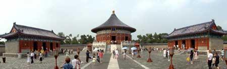 معبد آسمان,معبد آسمان چین