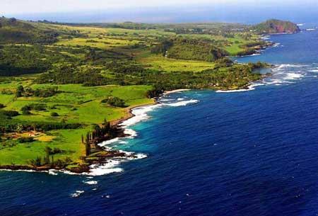 جزیره ماوی,جزیره مائویی