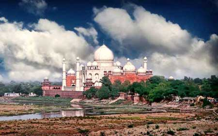 آشنایی با تاج محل – هند