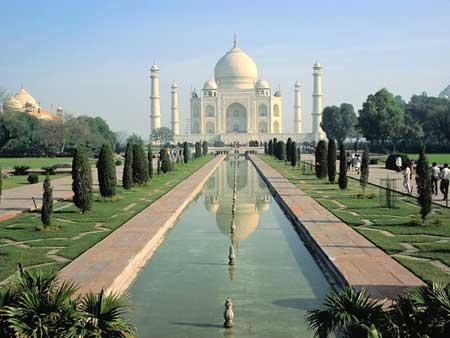 تاج محل, تاج محل هند, مکانهای تفریحی هند