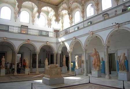 جاذبه های گردشگری شهر تونس,دیدنیهای تونس
