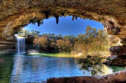 جاذبهای رویایی و بینظیر در تگزاس