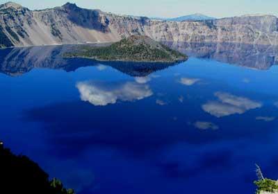 دریاچه کراتر,تصاویر دریاچه کراتر