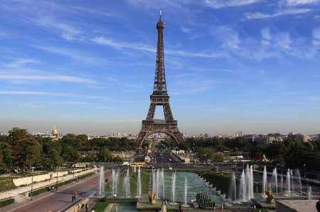 فرانسه,دیدینیهای شهر فرانسه,مکانهای تفریحی فرانسه