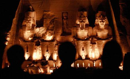 معبد ابو سمبل,تصاویر معبد ابو سمبل