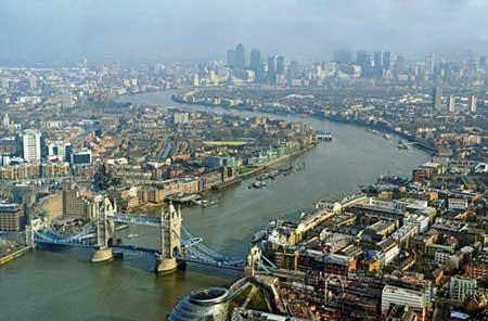 جاذبه های دیدنی لندن,دیدنیهای لندن