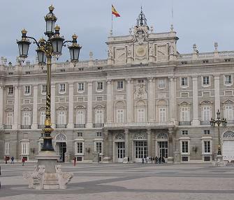کاخ سلطنتی مادرید - عصر دانش