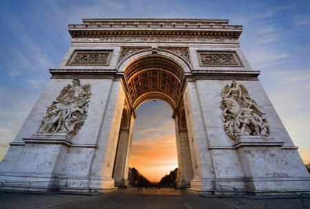 جاذبه های گردشگری پاریس,دیدنهای پاریس