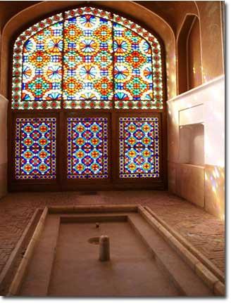 باغ دولت آباد از باغهای قدیمی شهر یزد